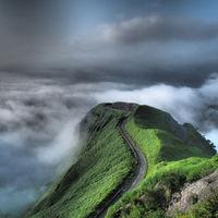Laputa Road: la carretera del cielo de Japón