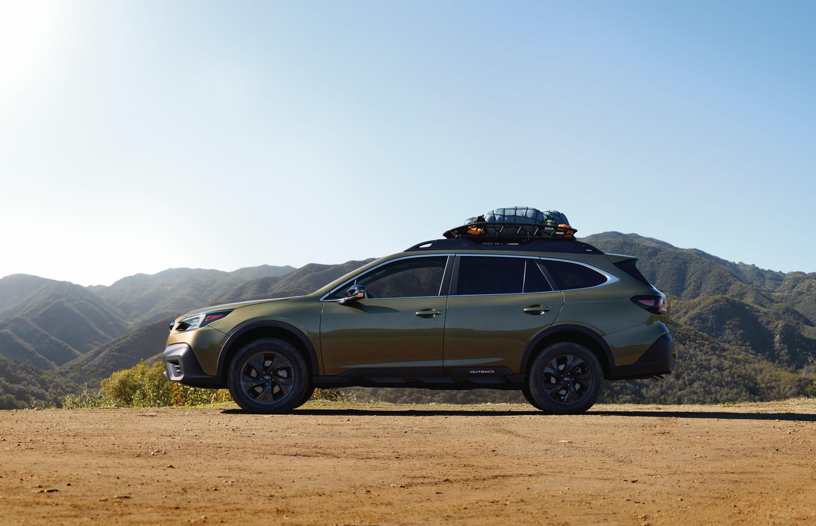 Foto de Subaru Outback 2019 (20/26)