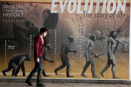¿La evolución del ser humano?