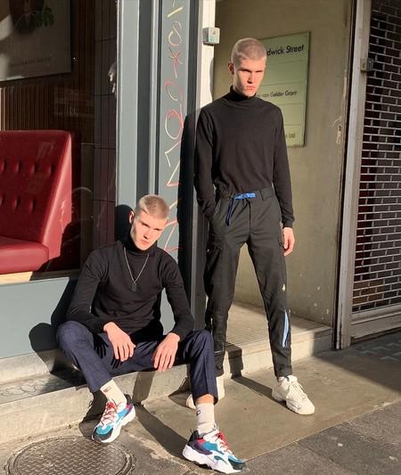 El Mejor Street Style De La Semana London Fashion Week Mens Trendencias Hombre 09