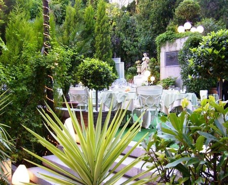 El nuevo jard n del hotel miguel angel for Jardin hotel miguel angel