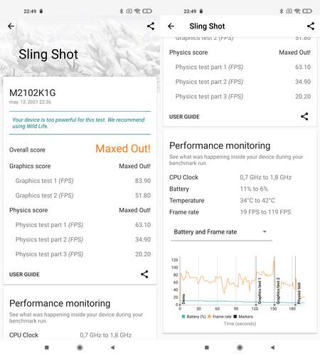 Xiaomi Mi 11 Ultra, benchmarks
