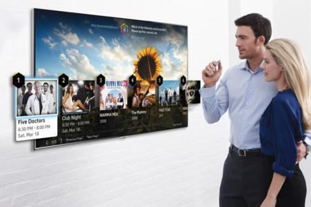 Los Smart TV de Samsung ponen rumbo a CES 2014 prometiendo mejor control por voz y con gestos