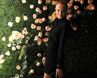 Kate Bosworth es el estilo, es Chanel