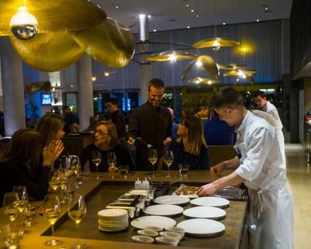 Restaurantes de diseño Barcelona