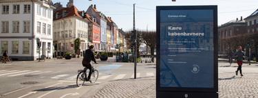 Dinamarca ya lleva un mes sin confinamiento. Y su ritmo de contagios no está creciendo