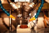 Creada la primera impresora de chocolate