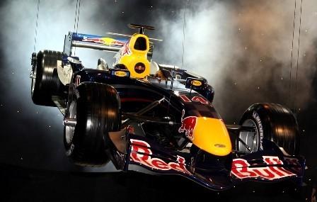 Máxima espectación por ver el nuevo Red Bull RB5