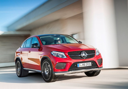 Mercedes Benz Gle Coupe 450