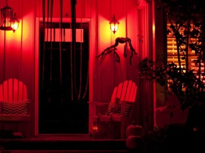 Ilumina tu casa para Halloween con Philips Hue