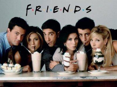 ¡Al fin! Netflix estrena 'Friends' en España (y eso nos hace muy felices)