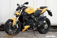 Ducati Streetfighter 848, prueba (características y curiosidades)