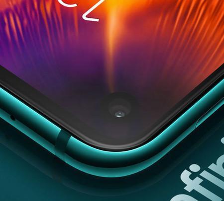 Samsung Galaxy A8s Camara Frontal