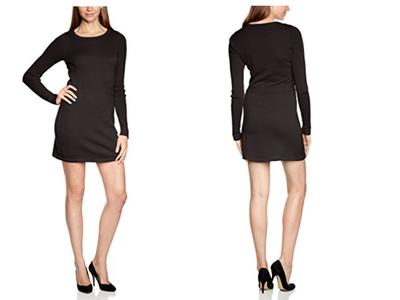 Por sólo 19,95 euros puedes hacerte con este vestido de punto con cuello redondo de Esprit en Amazon