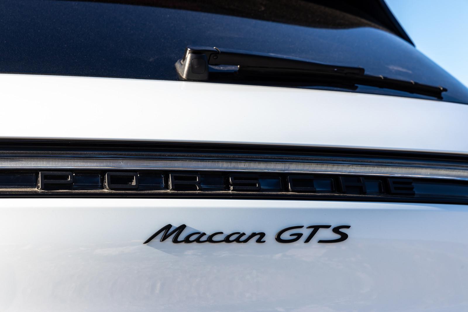 Foto de Porsche Macan GTS 2020 (presentación)q (79/149)