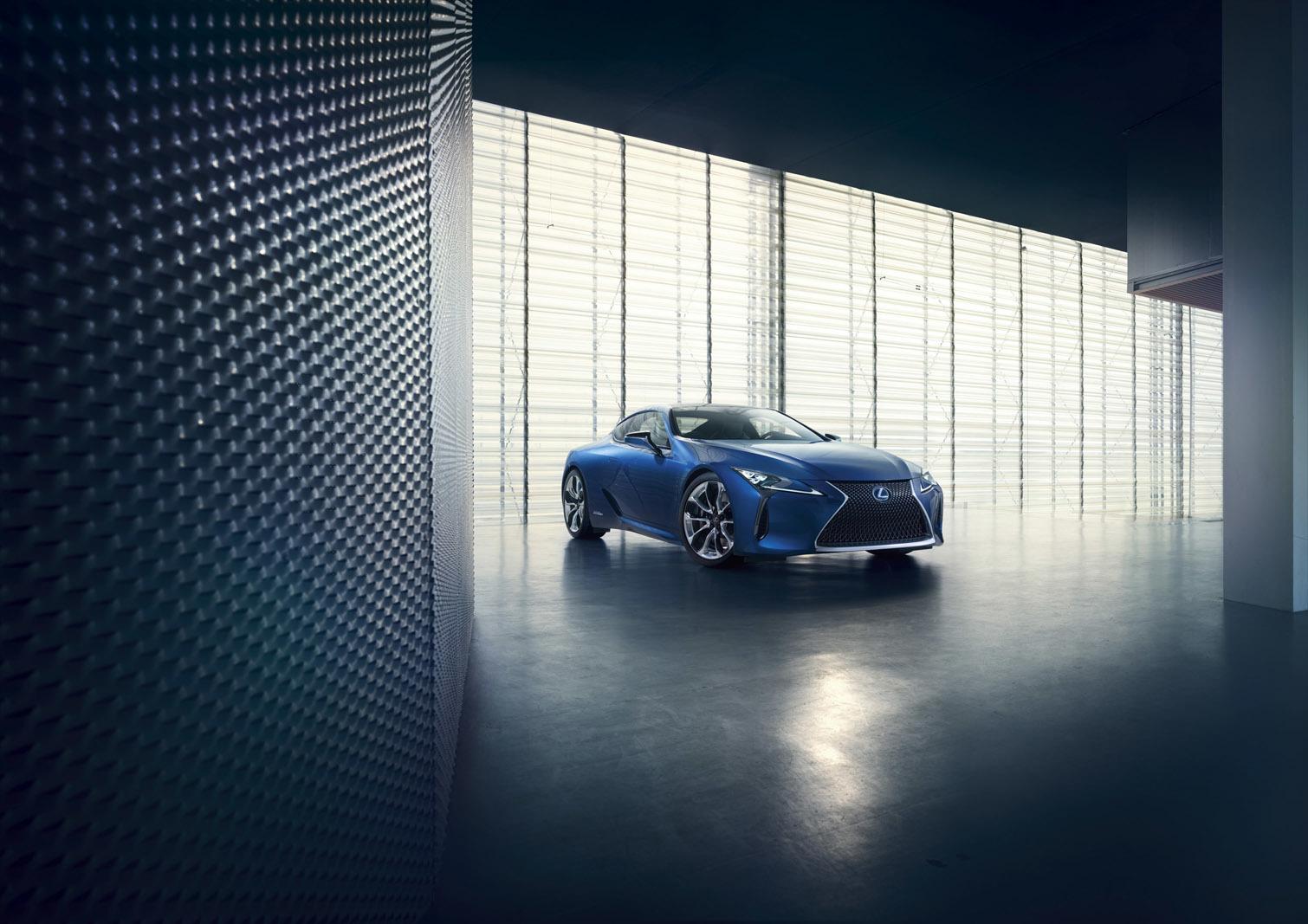 Foto de Lexus LC 500h (11/49)