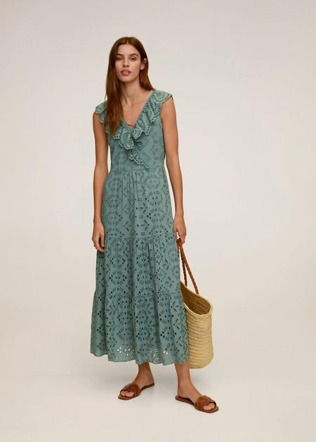 Mango Vestidos Verano 4
