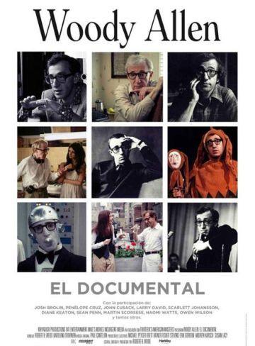 Cartel de Woody Allen: El Documental