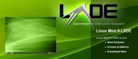 Linux Mint 9 LXDE, la versión ligera del escritorio verde
