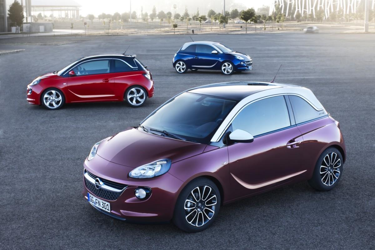 Foto de Opel Adam (34/50)