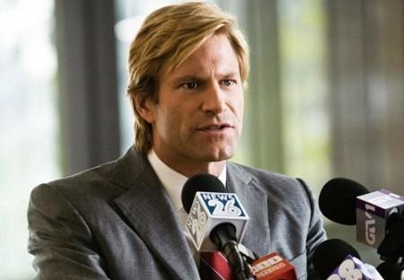Aaron Eckhart protagonizará la película de acción en tiempo real 'Live!'