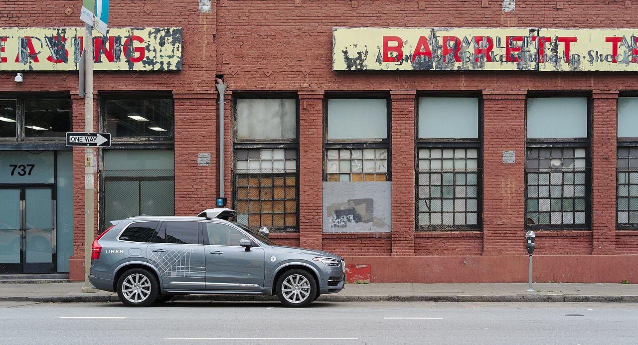 Se confirma que el coche autónomo de Uber que mató a una mujer no estaba programado para detectar y actuar ante peatones imprudentes
