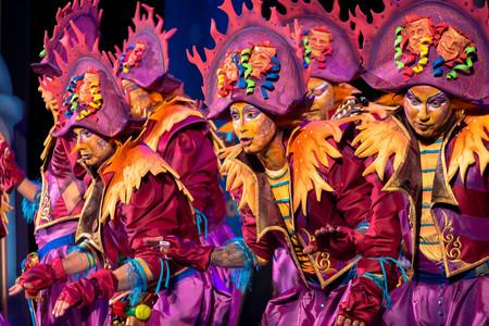 Carnavales De Cadiz