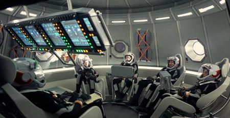 Resultado de imagen de Colonizaremos el Espacio con Robots, medio hostíl para los humanosç