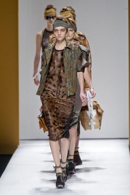 No solo de Prada viste el diablo: segundo día de la Semana de la Moda de Milán