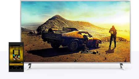 Vizio integra Google Cast y un tablet en sus nuevos televisores 4K HDR 2016