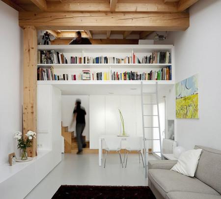 Puertas abiertas: un moderno apartamento con 52 metros muy bien aprovechados