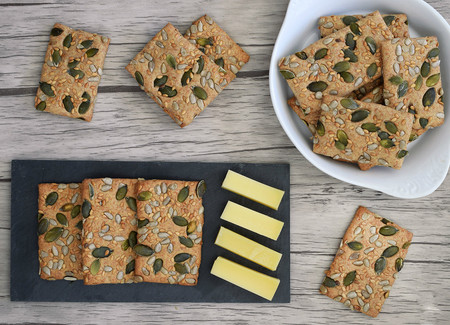 Crackers Espelta