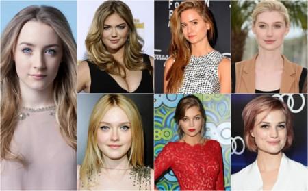 Las siete candidatas que bajaran en Warner para los dos papeles femeninos principales