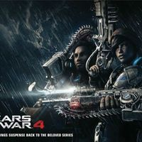 Ya está aquí Gears of War 4