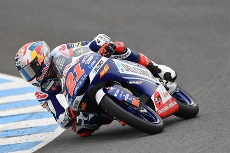 Fabio Digiannantonio Jerez Moto3 2018