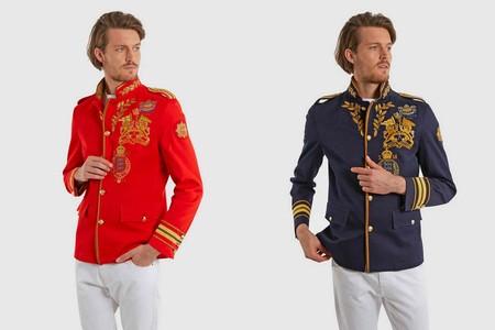 La Martina Honra Al Uniforme Militar Britanico Con Su Linea De Chaquetas Y Polos The Guards 03