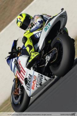 Valentino Rossi: ¡qué grande!