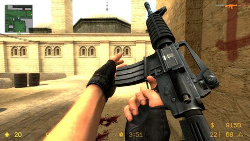 """El ejército de EEUU está utilizando videojuegos """"caóticos, preciosos y violentos"""" para entrenar a los soldados"""