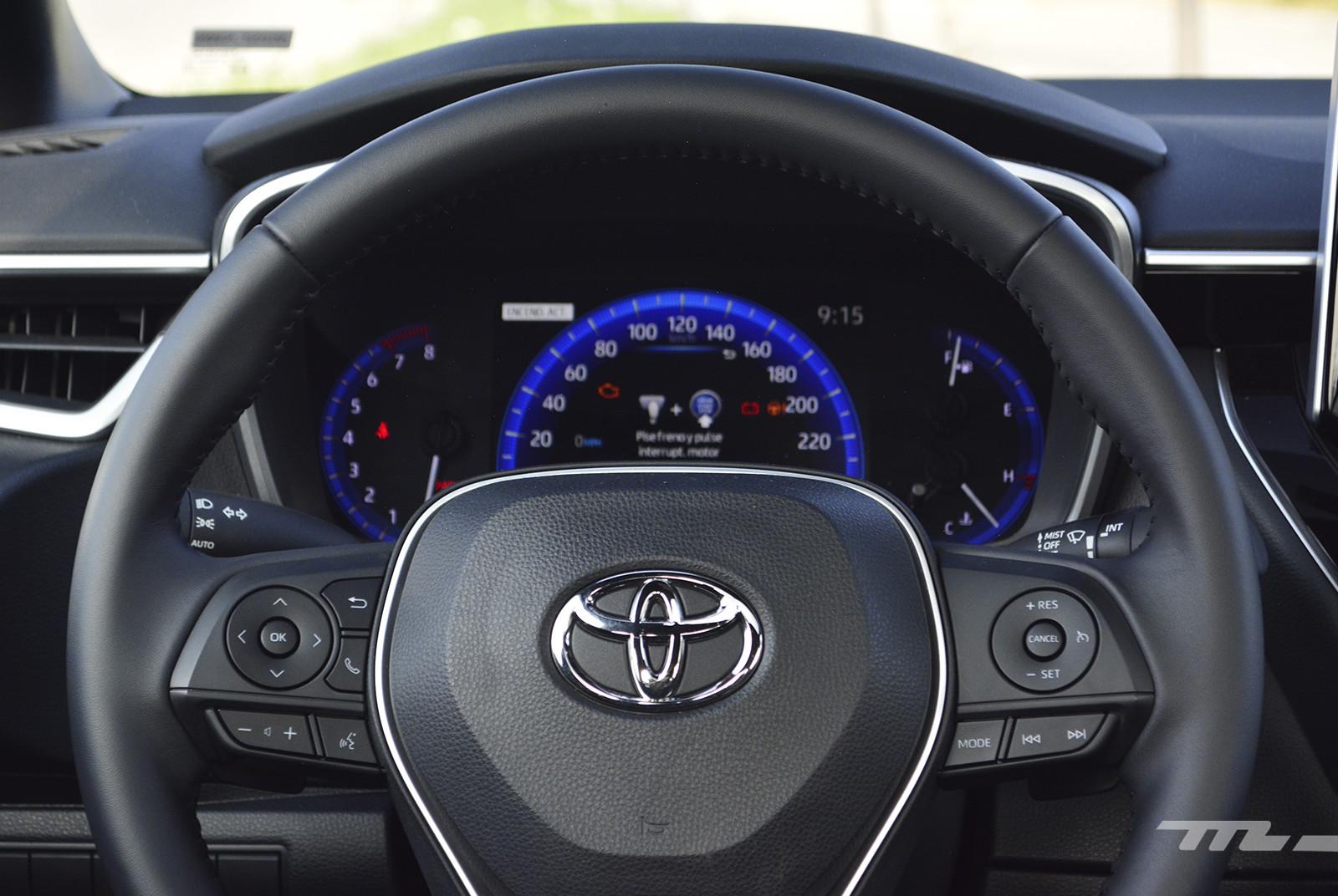 Foto de Toyota Corolla 2020 (prueba) (17/22)