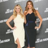 Reese Witherspoon y Sofia Vergara, una rubia y una morena muy asimétricas