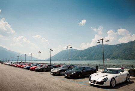 Cars & Coffee Alfa Romeo TZ3