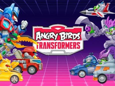 Angry Birds Transformers llega a Google Play