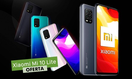 Si usas el cupón PTECH5 desde la app de eBay, te puedes hacer con el Xiaomi Mi 10 Lite  con 128 GB por sólo 284 euros