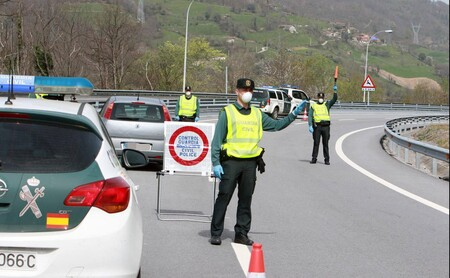 Guardia Civil Agente Control Dgt