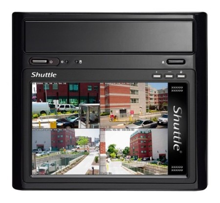 Shuttle D 1416S, sistema de videovigilancia