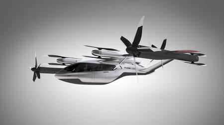 Hyundai Coche Volador