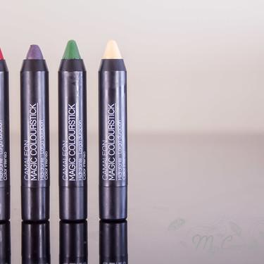 Descubrimos Camaleon Cosmetics, el maquillaje que cambia de color por el que jura Ana War