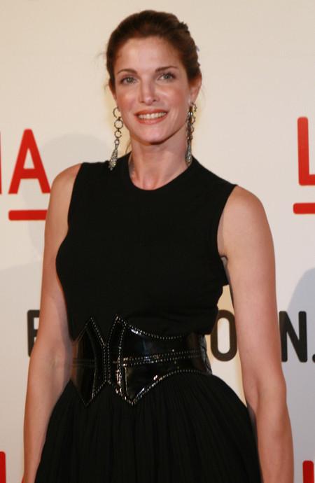 Stephanie Seymour, un rostro maduro para Estée Lauder