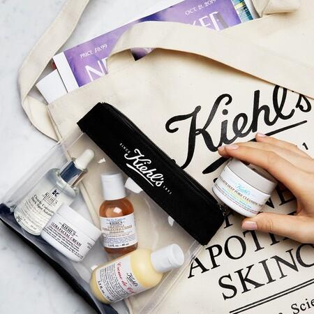 Estos son los cosméticos de Kiehl's preferidos de las editoras de Trendencias Belleza que ahora tienen un 25% descuento