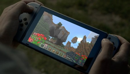 Minecraft Nintendo Switch